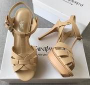 YSL CLASSIC TRIBUTE LEATHER SANDAL ,Shoes, replicas wholesale