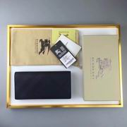 Burberry London Check and Leather Continental Wallet black&navy ,Wallet, replicas wholesale