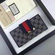 Gucci GG supreme wallet blue,Wallet,Gucci replicas wholesale