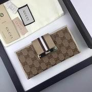 Gucci GG supreme wallet khaki ,Wallet,Gucci replicas wholesale