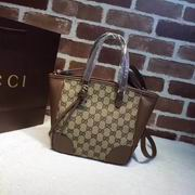 Gucci GG Supreme small tote brown,Handbags, replicas wholesale