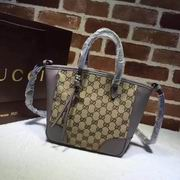 Gucci GG Supreme small tote grey ,Handbags, replicas wholesale