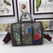 Gucci Gucci Tian GG Supreme handle bag brown,Handbags, replicas wholesale