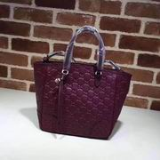Gucci leather Signature small tote ,Handbags, replicas wholesale