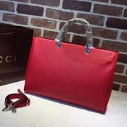 Gucci leather top handle  bag red ,Handbags, replicas wholesale