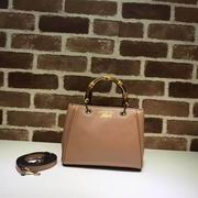 Gucci leather top handle bag light brown,Handbags, replicas wholesale