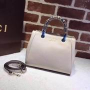 Gucci leather top handle bag light white ,Handbags, replicas wholesale