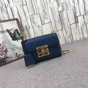 Gucci Padlock small Gucci Signature shoulder bag blue ,Handbags, replicas wholesale