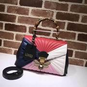 Gucci Queen Margaret medium top handle bag multicolor quilted leather,Handbags, replicas wholesale