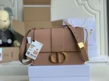 30 MONTAIGNE BAG Rose Des Vents Box Calfskin