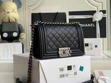 Small BOY CHANEL Handbag