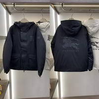 Men Burberry DownJackets001