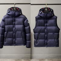 Men Burberry DownJackets007