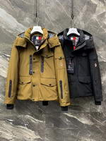 Men Burberry DownJackets011