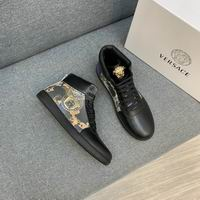 Men Versace shoes 076