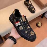 Men Versace shoes 097